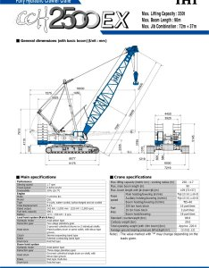 Crawler crane cch ex pages also ihi construction machinery limited pdf rh pdfindustry