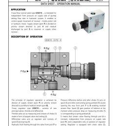 3 way flow control valve type udue10 1 6 pages [ 1000 x 1414 Pixel ]