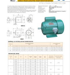 jy series single phase capacitor start induction motors 1 1 pages [ 1000 x 1355 Pixel ]