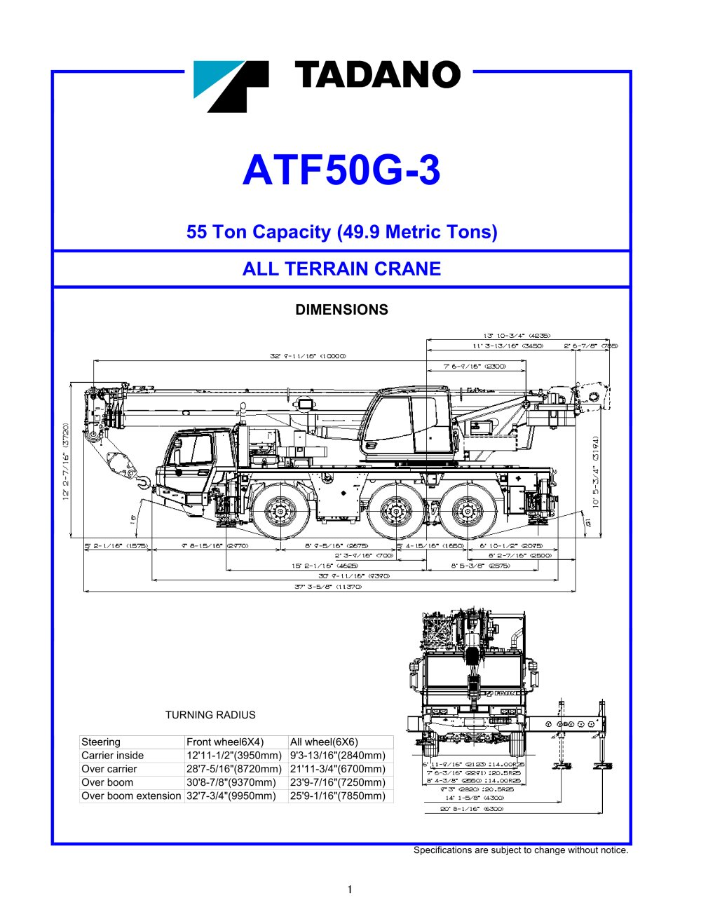 medium resolution of all terrain cranes 1 20 pages