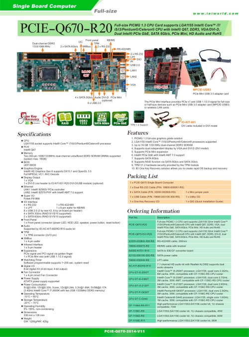 small resolution of pcie q670 r20 0722 1 1 pages