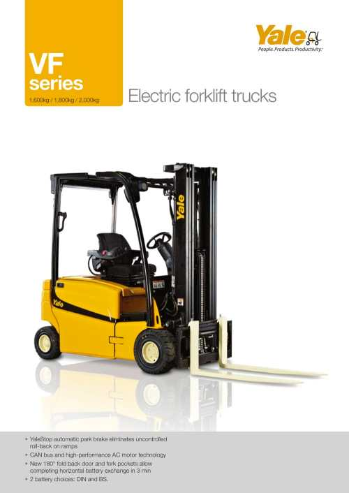 small resolution of wiring yale diagram fork lift gdp080dncge