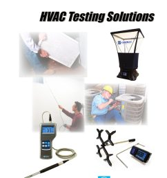 kanomax hvac testing solutions 2014 1 8 pages [ 1000 x 1294 Pixel ]