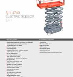 skyjack scissor lift wiring diagram [ 1000 x 1413 Pixel ]