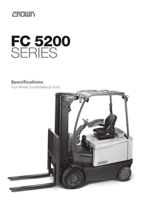 small resolution of forklift fc 5200 1 10 pages