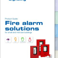 Wiring Diagram For Fire Alarm System Windshield Wiper Motor Product Guide Edwards Signaling Pdf Catalogs 1 52 Pages