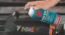 Aerosol lubricante seco / multiusos / de silicona