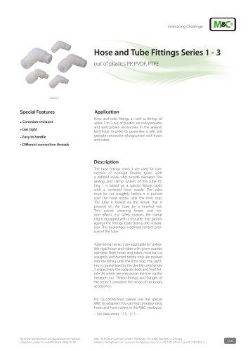 Todos los catálogos y folletos técnicos M&C TechGroup