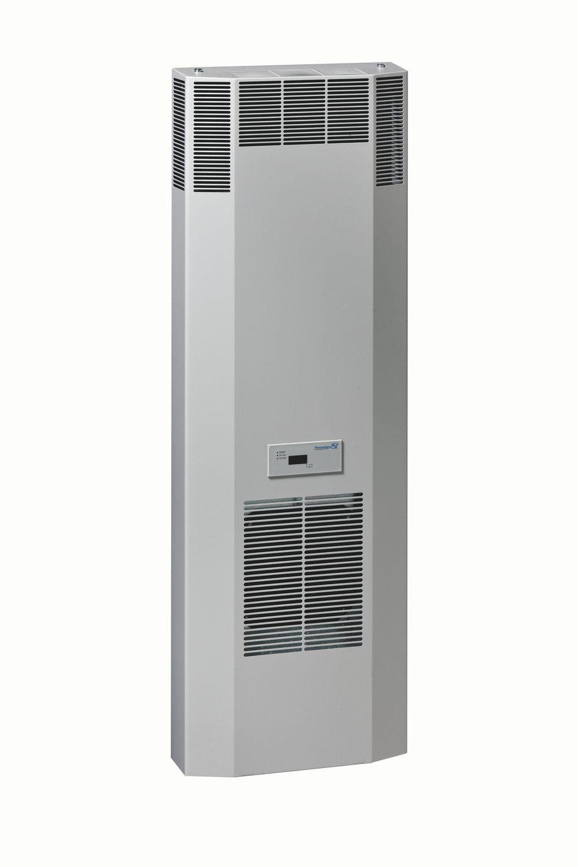 climatiseur d armoire electrique a montage lateral industriel a condensation par air dti dts 6801