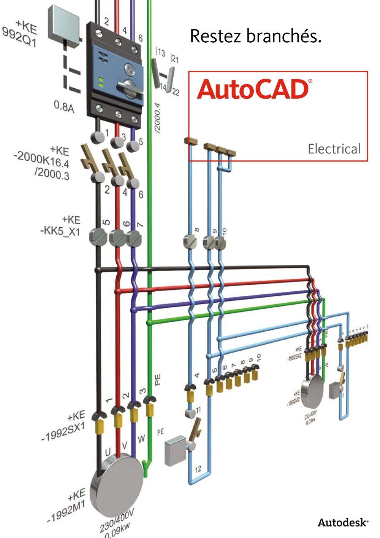 AutoCAD Electrical AUTODESK Catalogue PDF Documentation