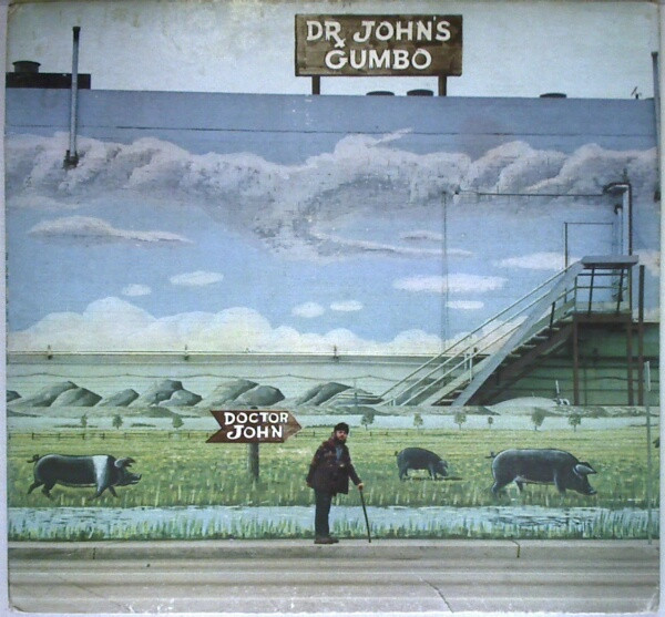 Dr John Dr John S Gumbo Vinyl Lp Album Discogs