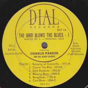 Charlie Parker - Bird Blows The Blues