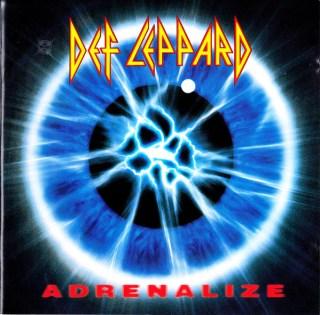 Def Leppard – Adrenalize –