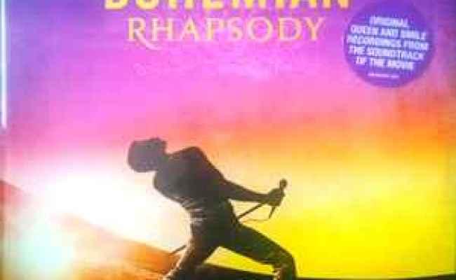 Queen Bohemian Rhapsody The Original Soundtrack Vinyl