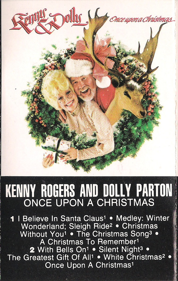 """Never Frozen in Time is Kenny and Dolly's """"Once Upon a Christmas"""" 1"""