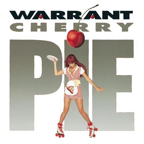 Warrant - Cherry Pie (1990, Vinyl) | Discogs