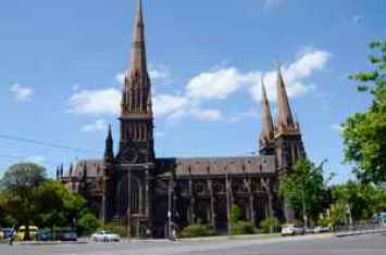 Image result for St Patrick's Cathedral Melbourne images