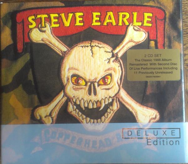 Steve Earle - Copperhead Road (CD) | Discogs