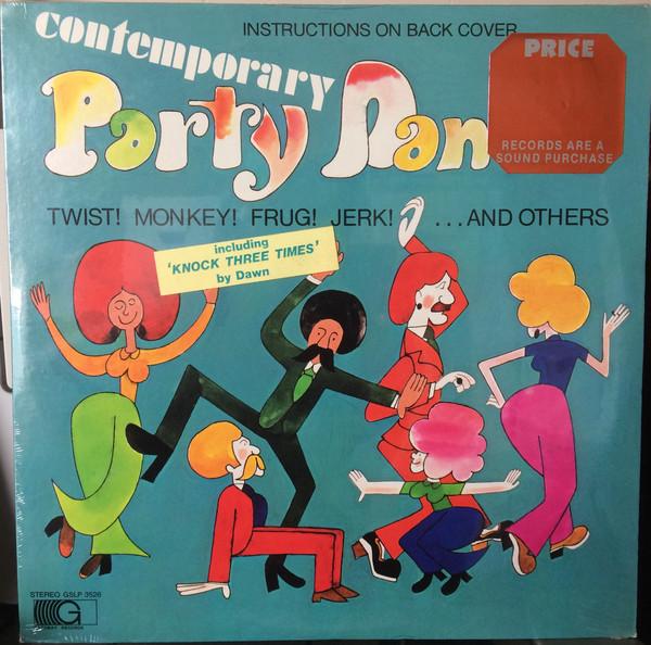 contemporary party dances vinyl