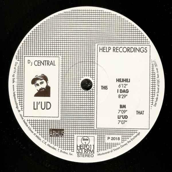 Central (7) - Li'ud album cover
