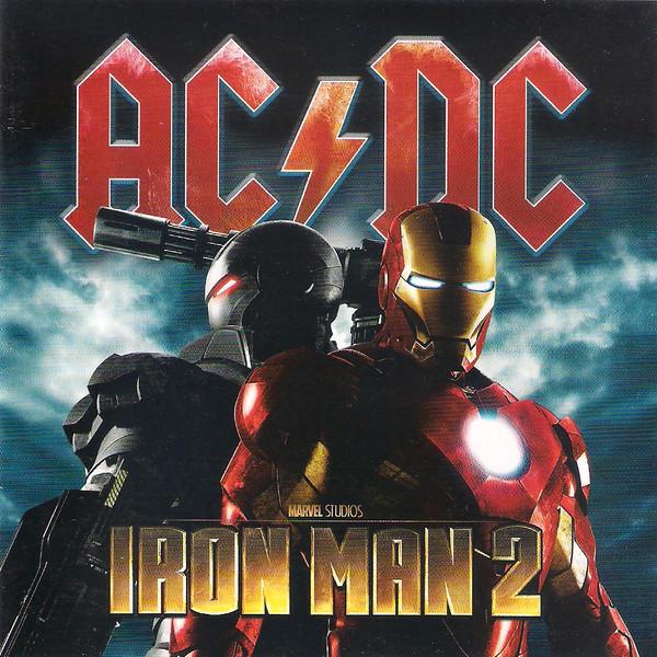 AC/DC - Iron Man 2 (CD)   Discogs