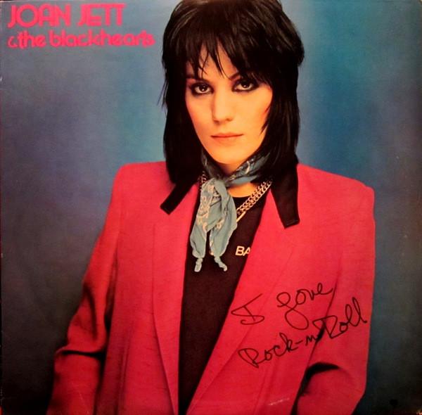 Joan Jett The Blackhearts I Love Rock 39N Roll Discogs
