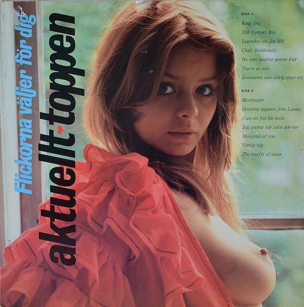 Aktuellt Toppen Vinyl LP Album Compilation Stereo