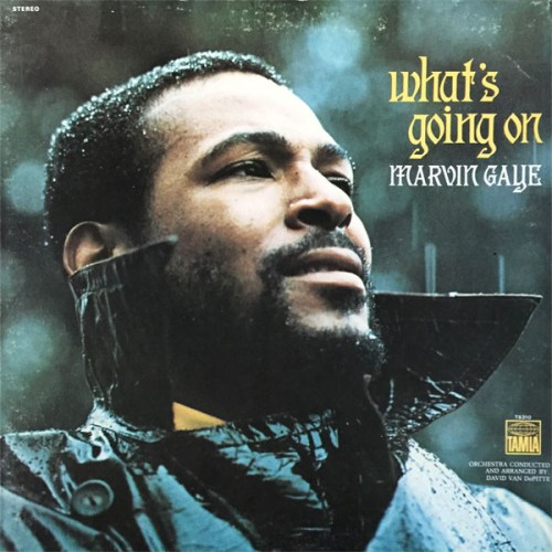 Marvin Gaye - What's Going On (1971, Vinyl) | Discogs