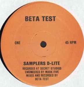 Beta Test  Samplers DLite  Star Trax Vinyl 12 45 RPM  Discogs
