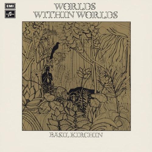 Basil Kirchin - Worlds Within Worlds (1971, Vinyl) | Discogs