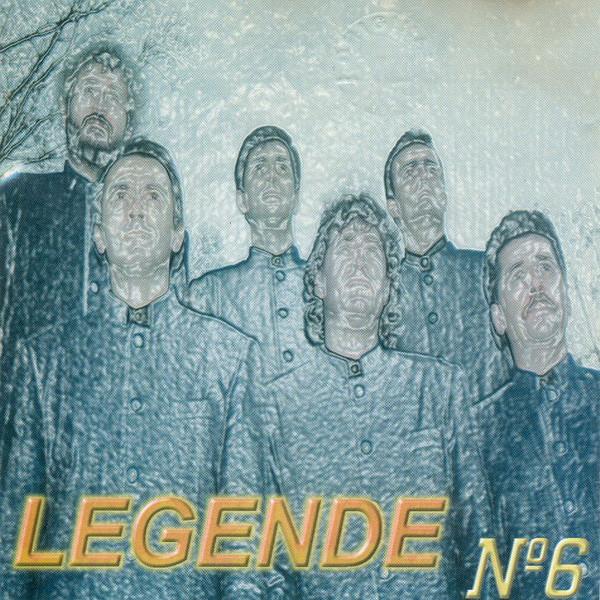 "Omot albuma ""No. 6"" grupe ""Legende"" iz 1997. godine."