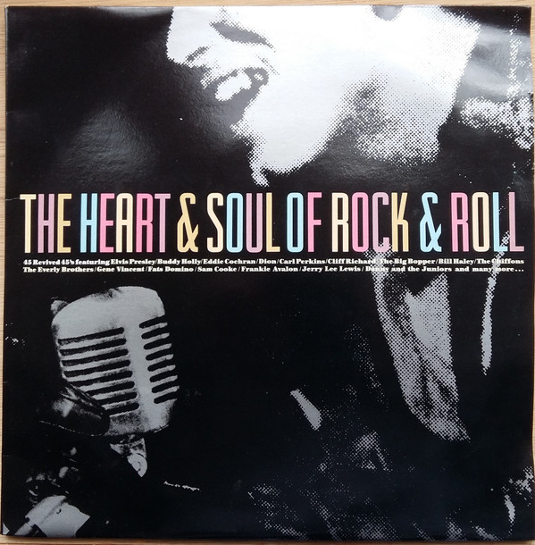 The Heart & Soul Of Rock & Roll (1988. Vinyl)   Discogs