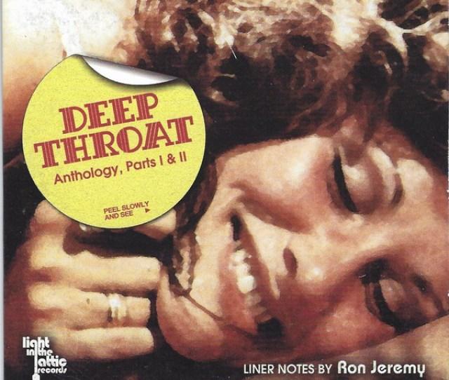 Various Deep Throat Anthology Parts I Ii