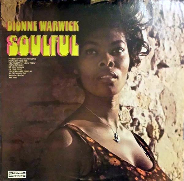Dionne Warwick Soulful Vinyl Lp Album Stereo Discogs