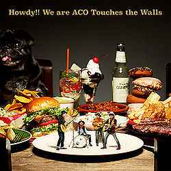 Aco Touches The Walls Howdy We Are Aco Touches The Walls 2015 Vinyl Discogs