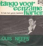 Louis Neefs - Tango Voor Eenzame Harten (Vinyl) | Discogs