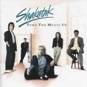 Shakatak - Turn The Music Up (Vinyl. LP. Album)   Discogs
