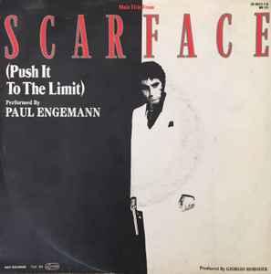 Paul Engemann - Scarface (Push It To The Limit) (1983. Vinyl) | Discogs