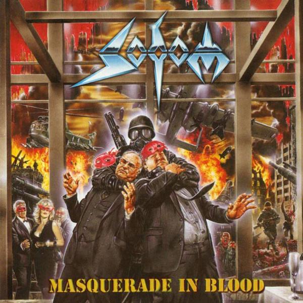 Animal House Wallpaper Sodom Masquerade In Blood Cd Album Discogs