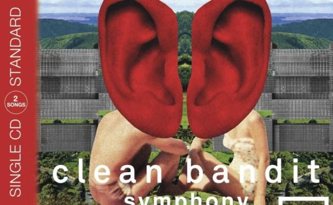 Clean Bandit Feat Zara Larsson Symphony Cd Germany