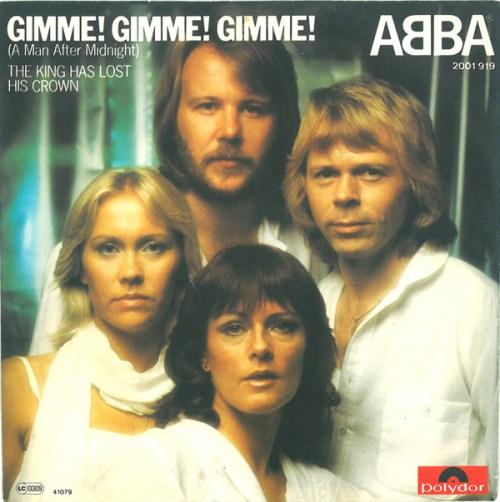 ABBA - Gimme, Gimme, Gimme!
