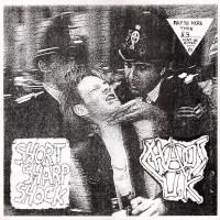 Chaos U.K* - Short Sharp Shock (Vinyl, LP) at Discogs