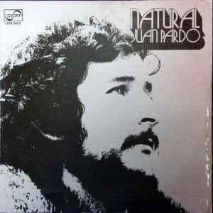 Juan Pardo - Natural (1972, Vinyl) | Discogs