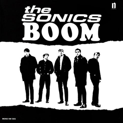 The Sonics - Boom (1998, Gatefold, Vinyl) | Discogs