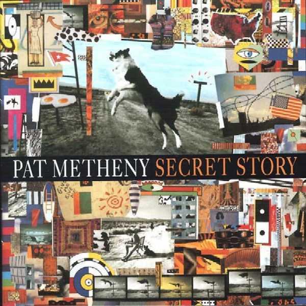 Pat Metheny  Secret Story CD Album  Discogs