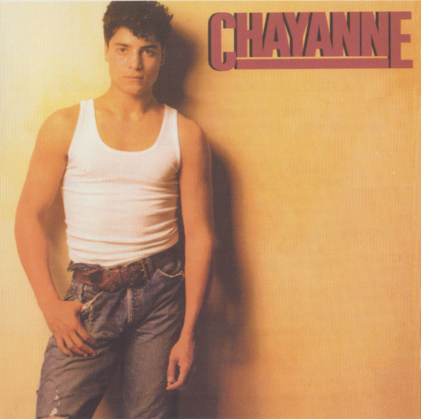 Chayanne - Chayanne (1988, CD) | Discogs