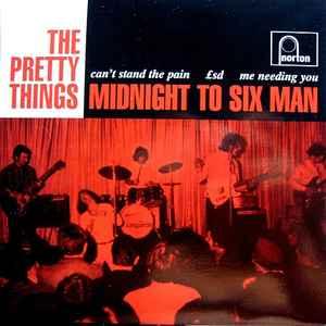 Resultado de imagen de The Pretty Things - Midnight to Six Man