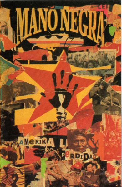 Mano Negra Mala Vida : negra, Negra, Amerika, Perdida, (1991,, Cassette), Discogs