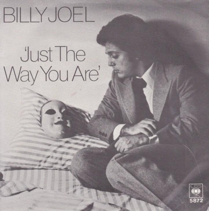 Foto. Billy Joel/1975 - Póster del álbum Stranger - Columbia