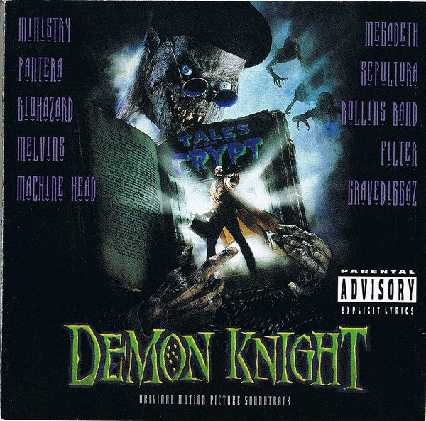 Tales From The Crypt Presents: Demon Knight (Original Motion Picture Soundtrack) (1994, CD) | Discogs